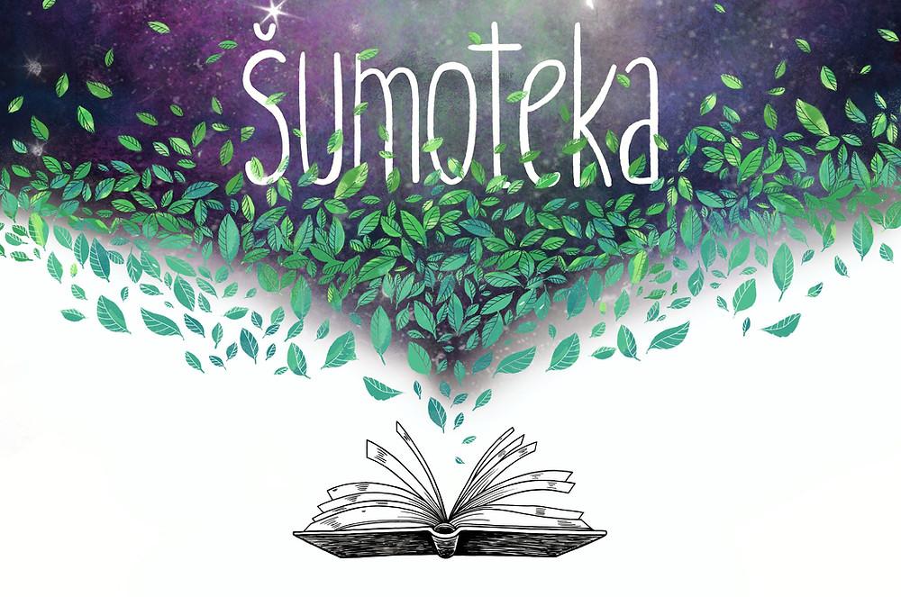 Šumoteka is an outdoor reading festival event in Makarska, Croatia