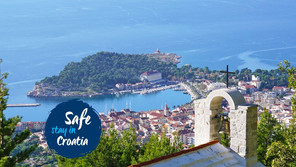 """Safe stay in Makarska Riviera? Check out """"Safe Stay in Croatia"""" certified accommodation"""