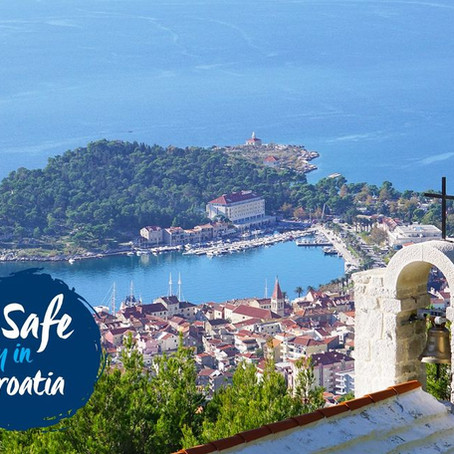 "Safe stay in Makarska Riviera? Check out ""Safe Stay in Croatia"" certified accommodation"