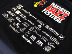 Majice za Jazz Festival