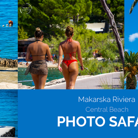 Another day in Paradise: Makarska photo safari