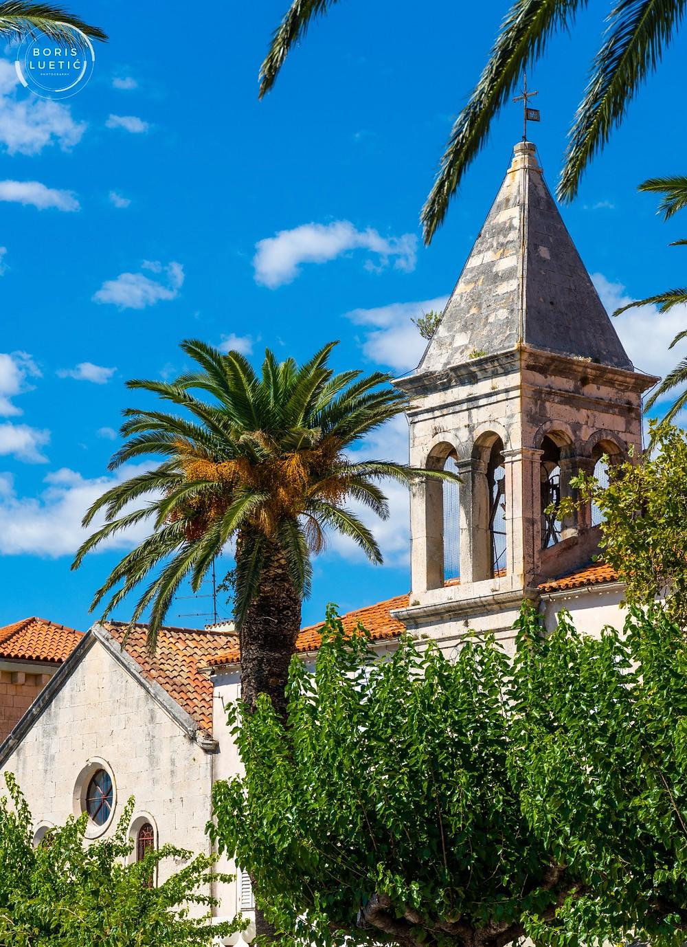 Church in Makarska