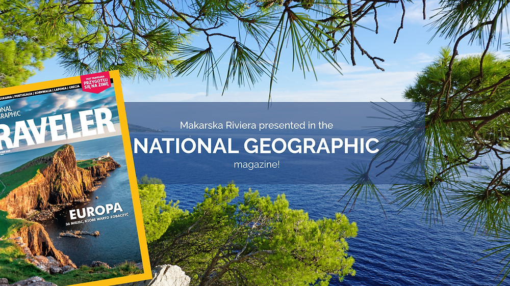 National Geographic Traveler Edition Makarska Riviera