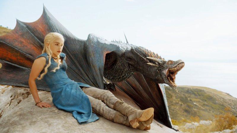Game Of Thrones series filmed in the Makarska Riviera near Dubrovnik, Croatia