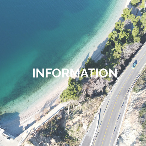 Information and safety in the Makarska Riviera