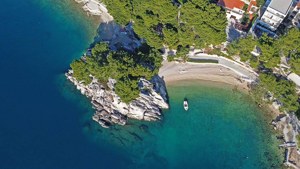 Podrace beach is among the top 10 most beautiful European beaches