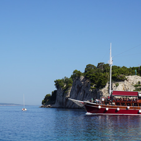 Photo Safari: Morning swim in Makarska