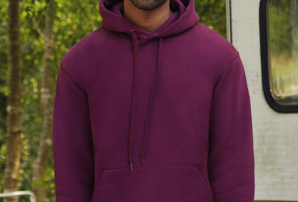Fruit Of The Loom Premium Hooded Sweat dukserica hudica