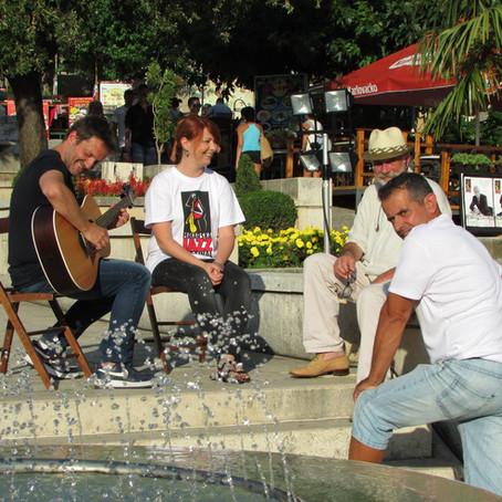 Makarska, a Jazz and the City