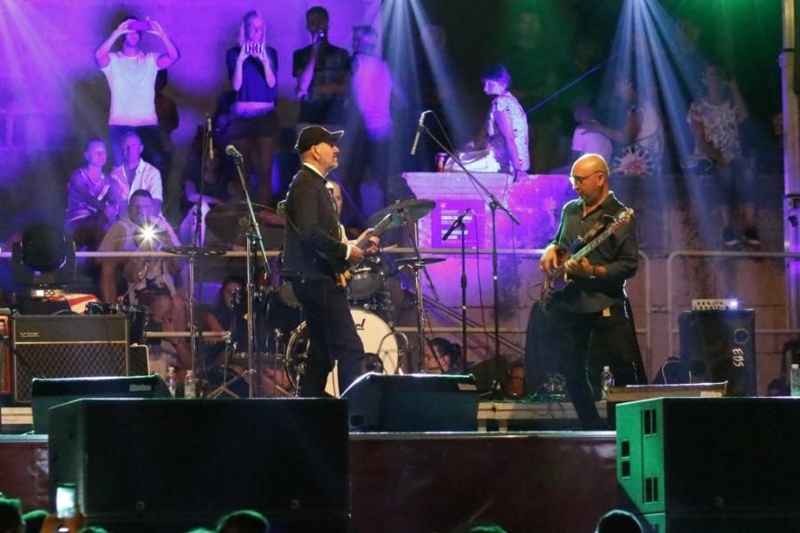 Vlatko Stefanovski Trio at Makarska Jazz Festival