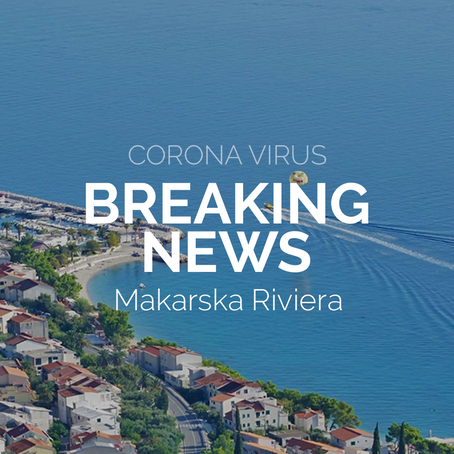 Makarska Riviera Covid19 Info and updates!