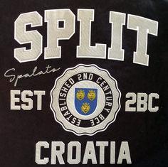 Turističke majice Split