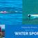 Water sports on the Makarska beach