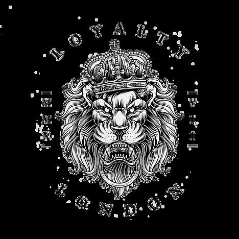 loyalty lion logo white background gone.