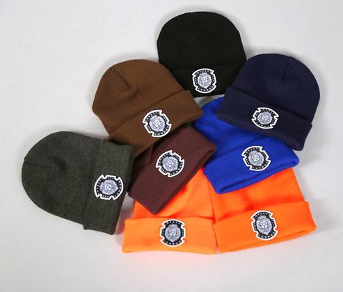 (K.O.T.J) Patch Beanie Hats