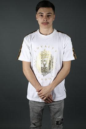 Men's Golden Zip T-Shirt