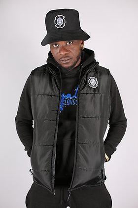 K.O.T.J Patch Black Gilet