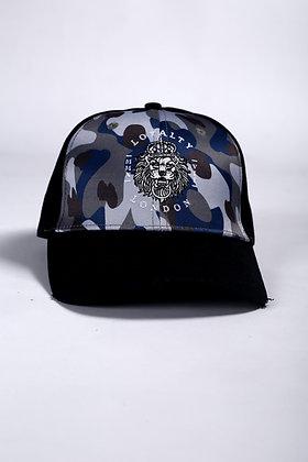Navy Blue Camo Baseball Caps New Edition
