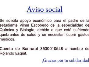 Aviso social