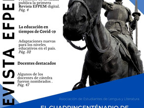 Revista EFPEM No.1 - Septiembre 2020