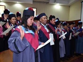 Graduación 3ra. Cohorte de la Maestría en Liderazgo en el Acompañamiento Educativo