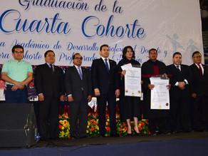 Se gradúan 5,029 nuevos profesionales docentes de la IV Cohorte del Programa Académico de Desarrollo