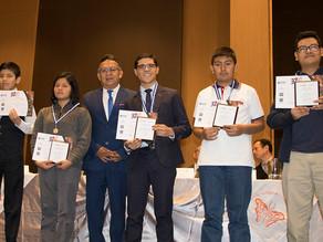 Premian a ganadores de la XXXII Olimpiada Nacional de las Ciencias