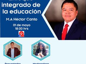"""Congreso Pedagógico - conferencia """"Enfoque integrado de la Educación"""""""