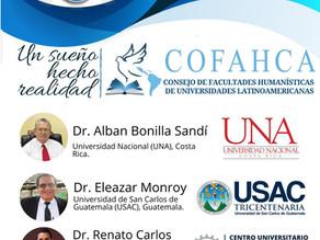 Conferencia Virtual COFAHCA un sueño hecho realidad
