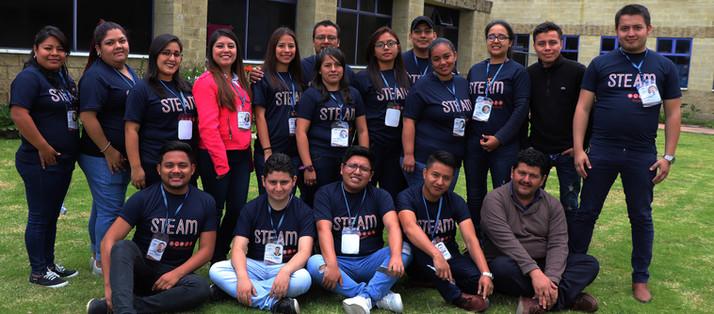 Conferencia STEAM Xela