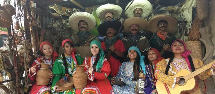 Club de teatro - visita México