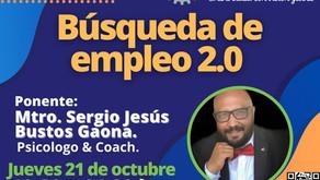 """Conferencia """"Búsqueda de empleo 2.0"""