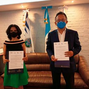 EFPEM y Asociación Danta Guatemala/FILIJC firman carta de entendimiento