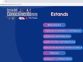 EFPEM realizó Feria del Conocimiento 2020 en edición virtual