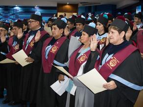 Se gradúa IV Cohorte de la Maestría en Liderazgo en el Acompañamiento Educativo