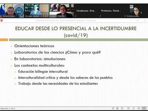 EFPEM participó en foro internacional virtual sobre Gestión Académica frente a la COVID-19