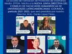Felicitación Junta Directiva COFAHCA, periodo 2021-2023