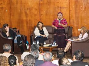 Abordan retos y oportunidades de las mujeres en el marco del Día Internacional de la Mujer