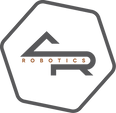 AR robotics logo