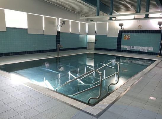 Oaklands Hydrotherapy Pool