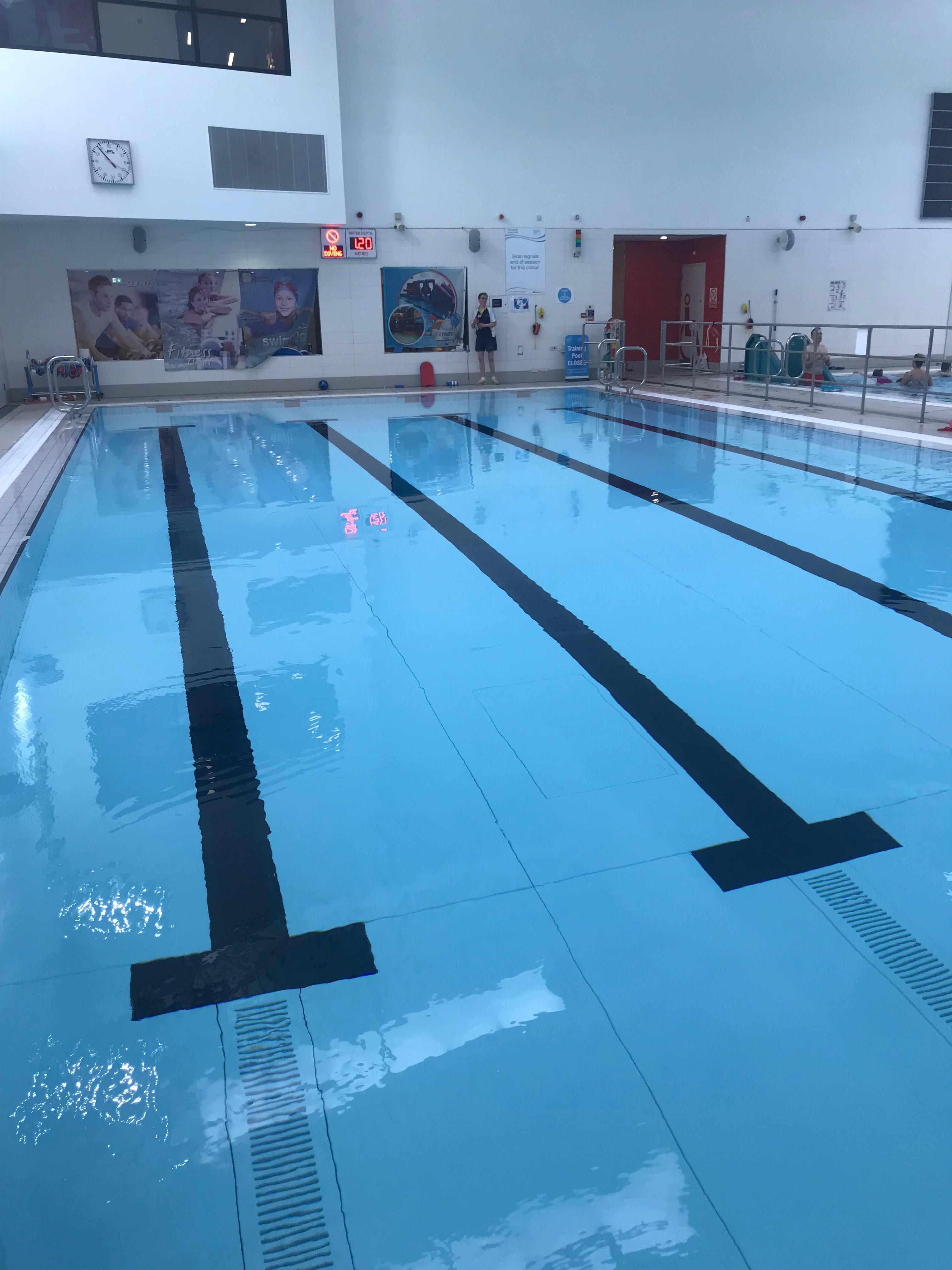 Kirkcaldy Swimming Pool