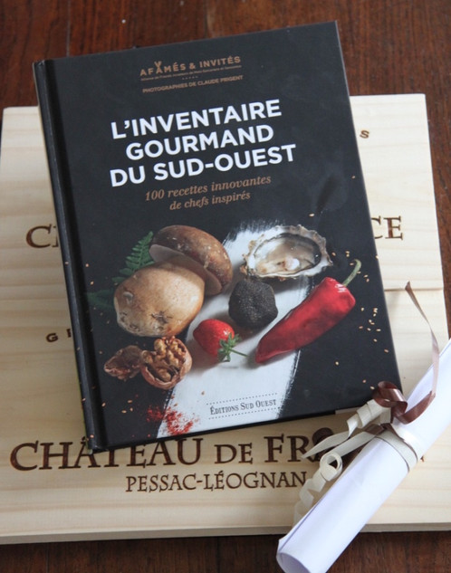 le coffret du passionné ...   frédéric coiffé - Coffret Cadeau Cours De Cuisine