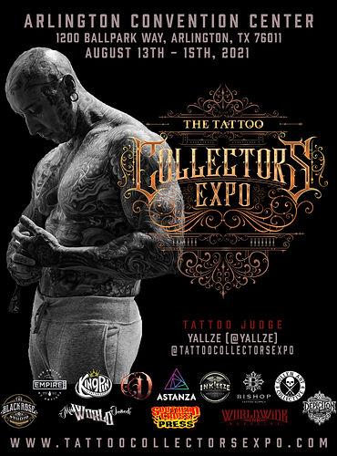 Tattoo Collectors Tattoo Judge Yallzee 8