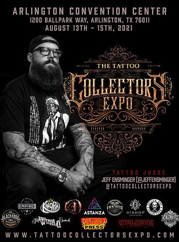 Tattoo Collectors Tattoo Judge Jeff Ensm