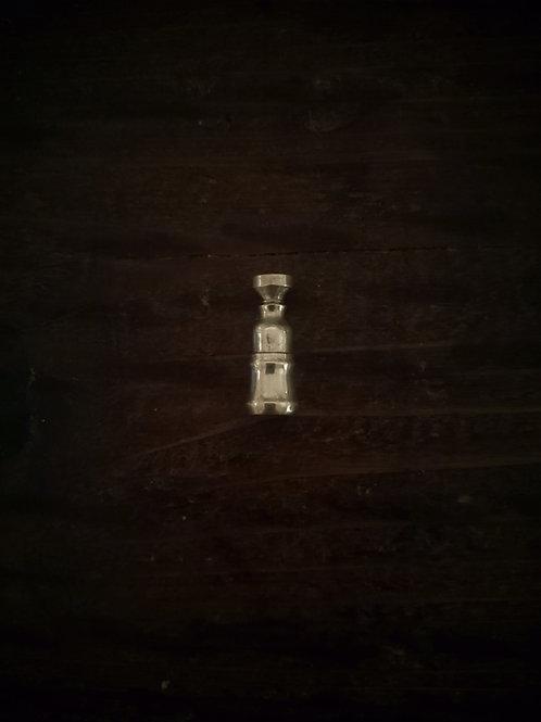 プレーンミニホルダー(パーツホルダー) 真鍮製