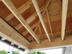 Porch Roof - Mid Construction