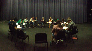 First Read Thru of Death and McCootie