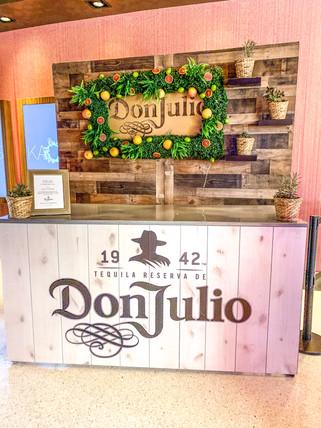 Don Julio Retail Bar