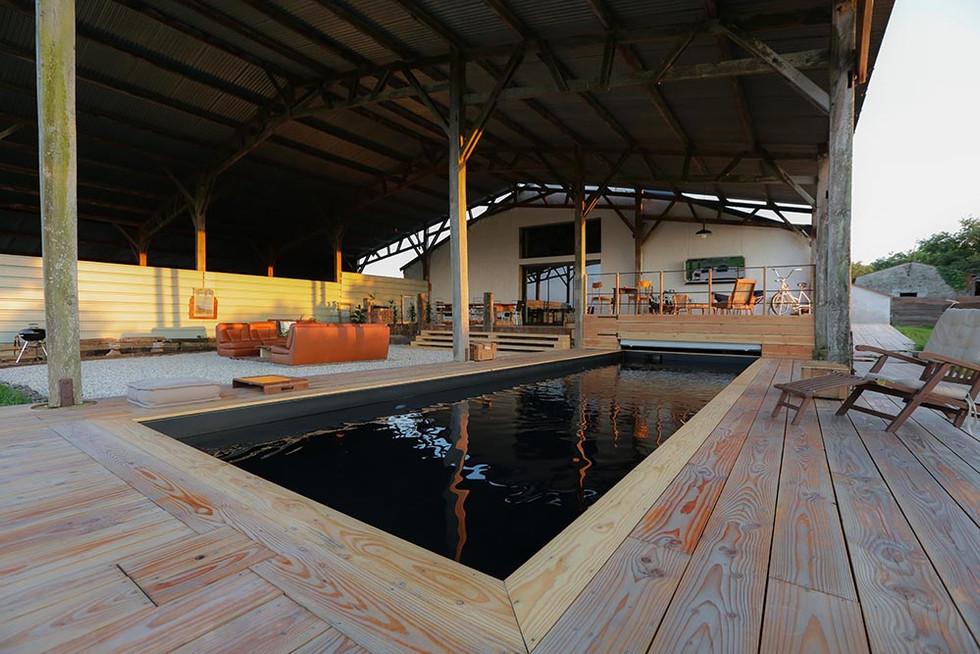 Villa piscine chauffée à l'année