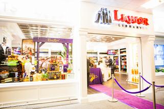 Liquor Library Retail